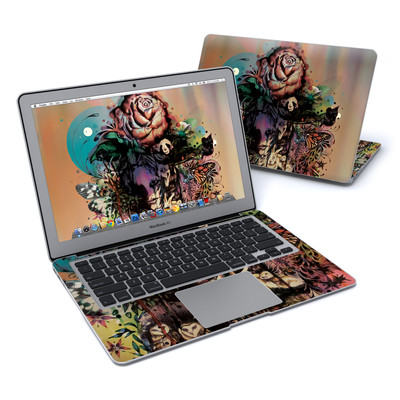 MacBook Air 13in Skin - Doom and Bloom