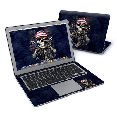 MacBook Air 13in Skin - Dead Anchor