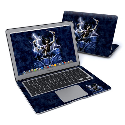 MacBook Air 13in Skin - Death Drummer