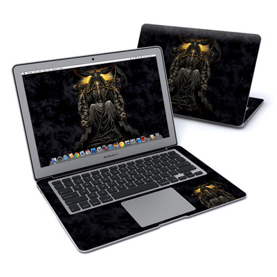 MacBook Air 13in Skin - Death Throne