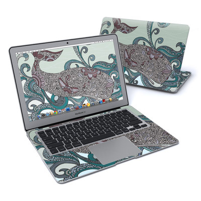 MacBook Air 13in Skin - Deep Blue Me