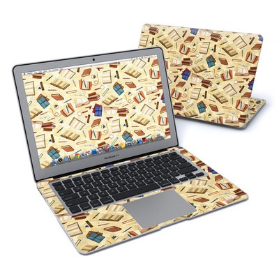MacBook Air 13in Skin - Deep In Thought