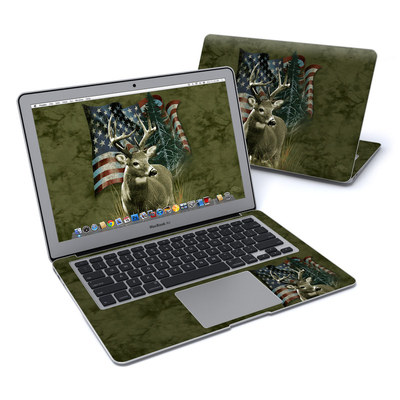 MacBook Air 13in Skin - Deer Flag