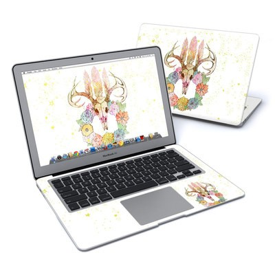 MacBook Air 13in Skin - Deer Skull