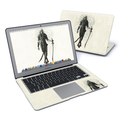 MacBook Air 13in Skin - Dark Elf