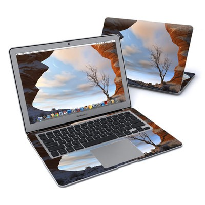 MacBook Air 13in Skin - Desert Snow