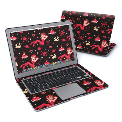 MacBook Air 13in Skin - Devilette