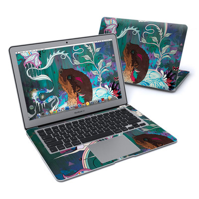 MacBook Air 13in Skin - Distraction