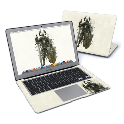 MacBook Air 13in Skin - Dark Knight