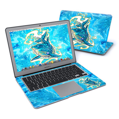 MacBook Air 13in Skin - Dolphin Daydream