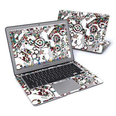 MacBook Air 13in Skin - Dots