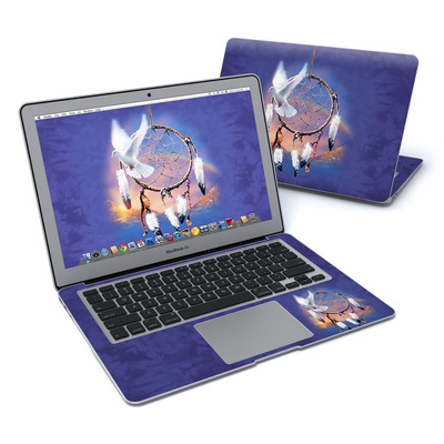 MacBook Air 13in Skin - Dove Dreamer