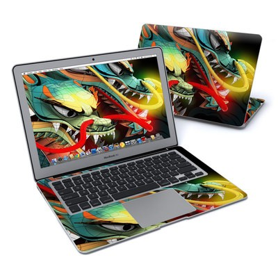 MacBook Air 13in Skin - Dragons