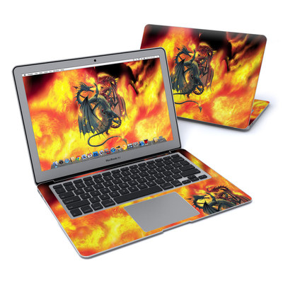 MacBook Air 13in Skin - Dragon Wars