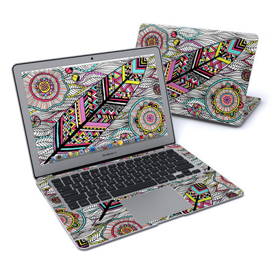 MacBook Air 13in Skin - Dream Feather