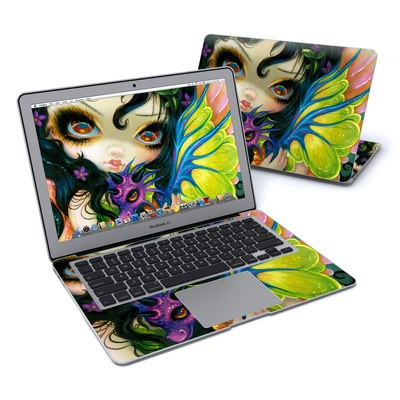 MacBook Air 13in Skin - Dragonling Child