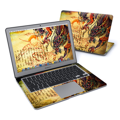 MacBook Air 13in Skin - Dragon Legend