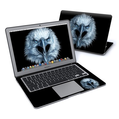 MacBook Air 13in Skin - Eagle Face