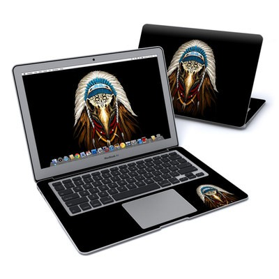 MacBook Air 13in Skin - Eagle Skull