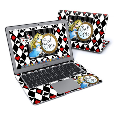 MacBook Air 13in Skin - Eat Me
