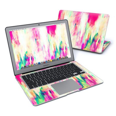 MacBook Air 13in Skin - Electric Haze