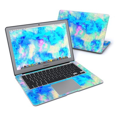 MacBook Air 13in Skin - Electrify Ice Blue