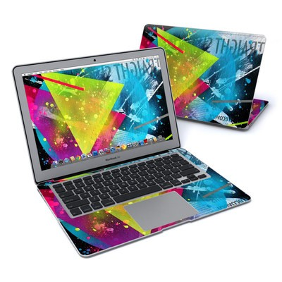 MacBook Air 13in Skin - Element-City