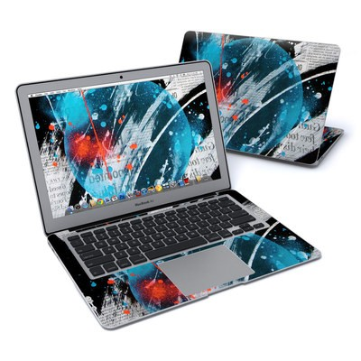 MacBook Air 13in Skin - Element-Ocean
