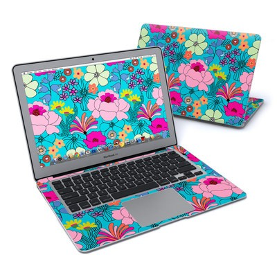 MacBook Air 13in Skin - English Garden