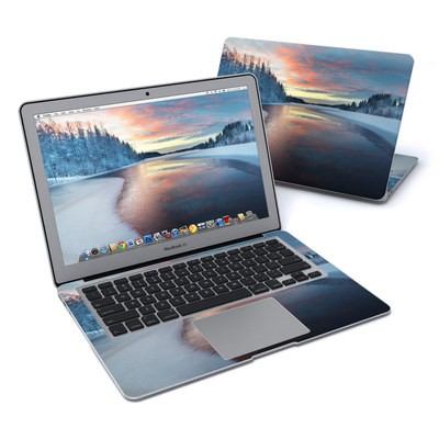 MacBook Air 13in Skin - Evening Snow