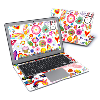 MacBook Air 13in Skin - Eye Candy