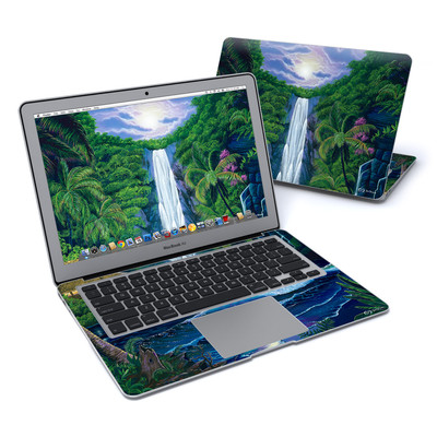 MacBook Air 13in Skin - In The Falls Of Light