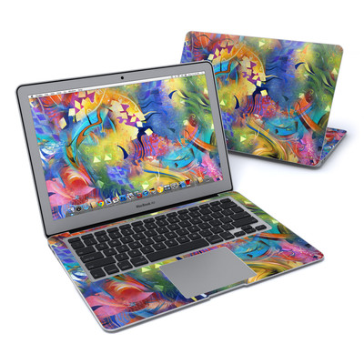 MacBook Air 13in Skin - Fascination