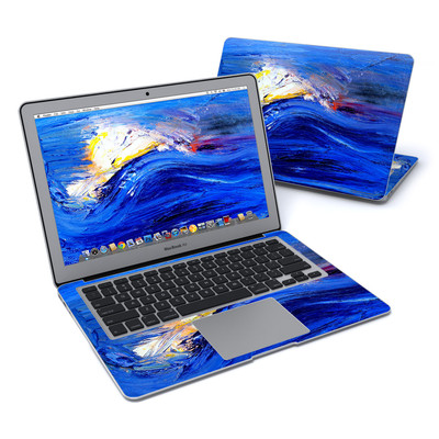MacBook Air 13in Skin - Feeling Blue