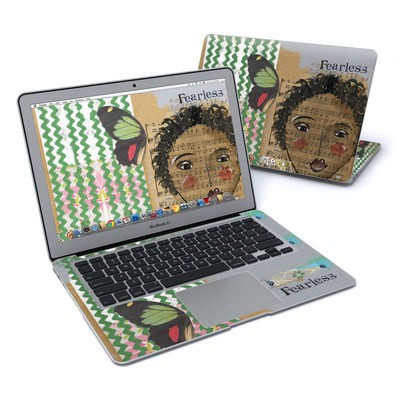 MacBook Air 13in Skin - Fearless Heart