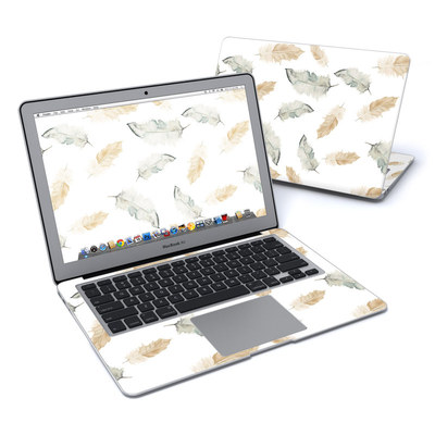 MacBook Air 13in Skin - Feathers