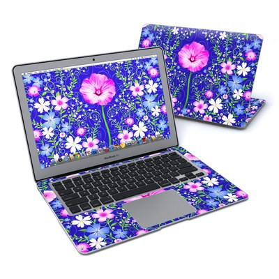 MacBook Air 13in Skin - Floral Harmony