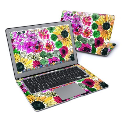MacBook Air 13in Skin - Fiore