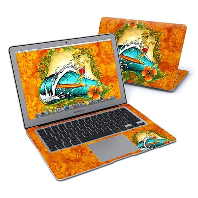 MacBook Air 13in Skin - Five Slide
