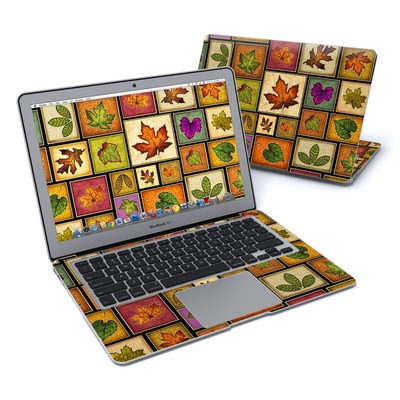 MacBook Air 13in Skin - Fall Leaves