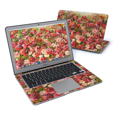 MacBook Air 13in Skin - Fleurs Sauvages