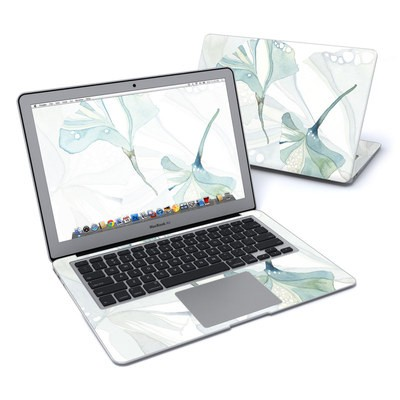 MacBook Air 13in Skin - Floating Gingko
