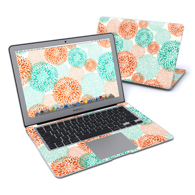MacBook Air 13in Skin - Flourish