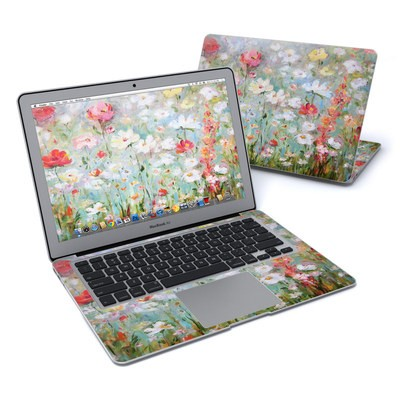 MacBook Air 13in Skin - Flower Blooms