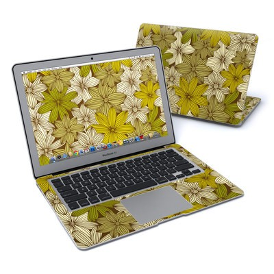MacBook Air 13in Skin - Flower Camo