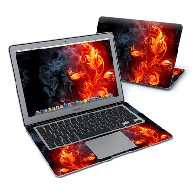 MacBook Air 13in Skin - Flower Of Fire