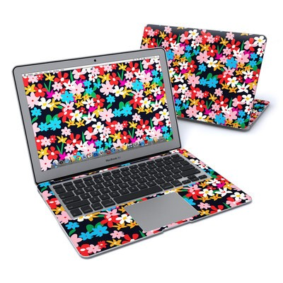 MacBook Air 13in Skin - Flower Field
