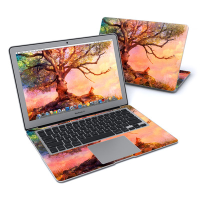 MacBook Air 13in Skin - Fox Sunset