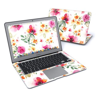 MacBook Air 13in Skin - Fresh Flowers