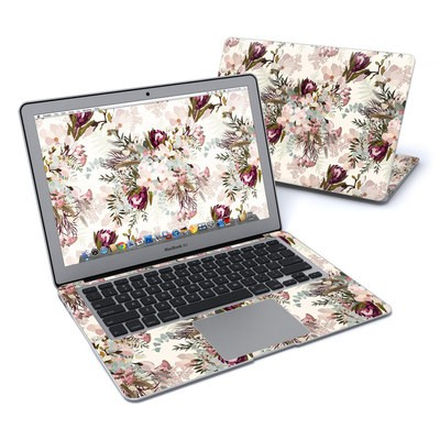 MacBook Air 13in Skin - Frida Bohemian Spring